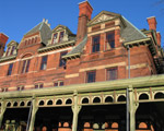 Hotel Florence at the Pullman State Historic Site